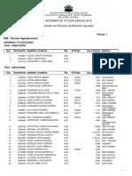 Interinatos y Suplencia 2019 Cab 256 Agotado