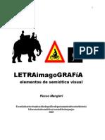 IMAGOLETRAGRAFIA Manual de Semiotica Gra