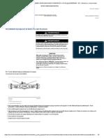 SIS - Pruebas y Ajustes - Aire Del Sistema de Freno - Purgar - 420F CAT