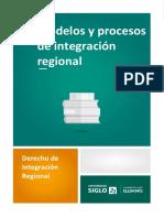 LEC 1 Modelos y Procesos de Integración Regional