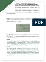 002-Ejercitario Circuitos Eléctricos I FPUNE