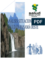 Situación de Salud Panamá Oeste 2013