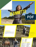 Jeannette. La infancia de Juana de Arco. Musical experimental