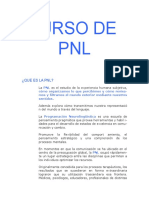 Pnl - Curso de Programacion Neurolinguistica