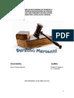 Derecho Mercantil (Trabajo)