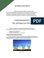 Sistema Eléctrico en Argentina