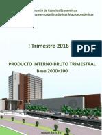 Pib I Trimestre 2016 (1)