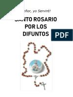 Santo Rosario Por Los Difuntos