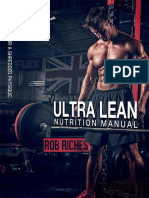 Ultra Lean _ Your Guide for a Shredded Physique