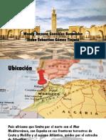 Descripcion de Marruecos