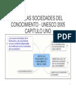 Hacia Las Sociedades Del Conocimiento - Unesco 2005
