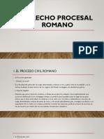 5. Derecho Procesal Romano