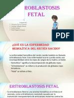 Eritroblastosis Fetal 2019