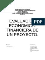 Economico-Financiero
