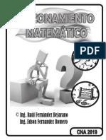 4. Razonamiento Matemático 1 ejercicios de aplicacion