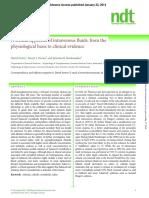 a Critical Appraisal of Intravenous Fluids