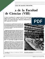 1968 facultad de ciencias