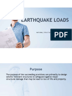 Earthquake Load