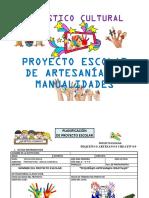 Proyecto - Artesanias y Manualidades