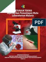 Juknis Qa Malaria