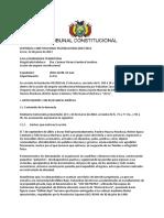 0407 2012 Inviolabilidad de Domicilio
