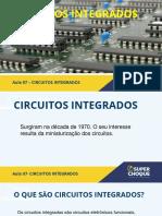 ELETRÔNICA DE BANCADA AULA 07 CIRCUITOS INTEGRADOS.pdf