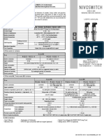 NivoSWITH - R-300 (Manual)