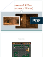 Room and Pillar