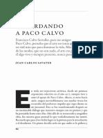 Francisco Calvo Serraller (Savater)