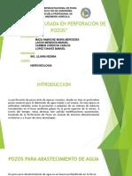 HIDROGEOLOGIAPERFORACION