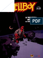 Hellboy - The Third Wish #01