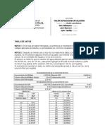 Corrección Informe A