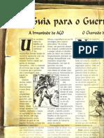 Guia Para Personagens Iniciantes - Dragon Magazine 01