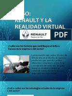 Caso Renault Realidad Virtual
