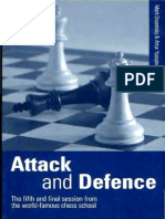 M. Dvoretsky & a. Yusupov - Attack and Defence (Batsford 1998)