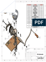 Proyecto dibujo mecanico 2 (molino manual)