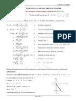 Mat Ensino 03 - Vetores e Algebra Vetorial RESOL EXERC 2017-1
