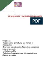 Citoesqueleto y Motilidad y Mitocondrias (1)