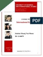 12-00879_Hoang Van Nhuan_ECO 601_Final Assignment