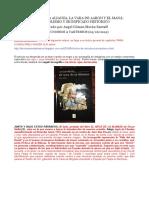 El Arca de La Alianza, La Vara de Aarón y El Maná Simbolismo y Significado Histórico ANGEL GÓMEZ-MORÁN SANTAFÉ