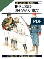 Osprey - MAA 277 - The Russo-Turkish War 1877
