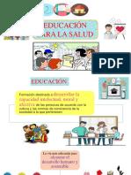 Educación en La Salud