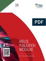 AXELOS Publication Brochure