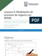 Modelación de Procesos de Negocio