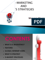 E-market and Its Strategies
