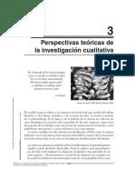 PERSPECTIVAS TEÓRICAS DE LA INVESTIGACIÓN CUALITATIVA