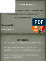 SELECTION PPT for Presentation PH.D.pptx