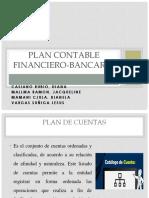 Plan Contable Financiero-bancario