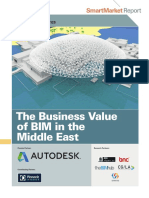 Business Value of Bim in Middle East