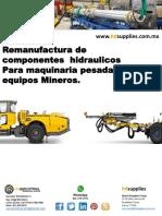 Catalogo de Servicios EQ, Mineros HdSupplies